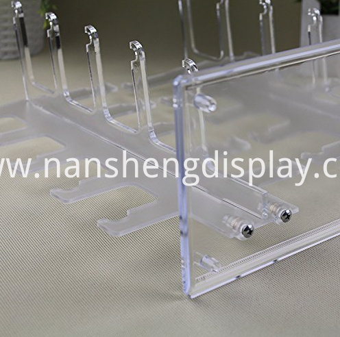 Glasses Acrylic Clear Rack
