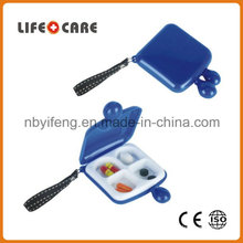 Good Promotion Gift Medical Pillbox with 4-Cases