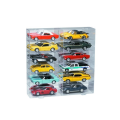 Clear Acrylic Toy Car Collecting Display Case