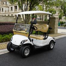 Elektro-Golfwagen mit 2 Rücksitzen