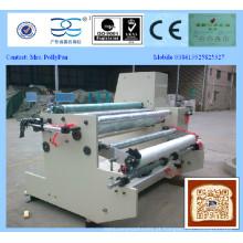 Máquina de rebobinamento de fita Adehsive