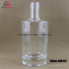 Bouteilles en verre de 750 ml pour les spiritueux Super Premium