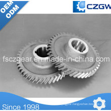 High Precision Customized Transmission Gear Drum Gear for Mincing Machine