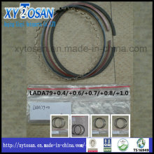 Topquality Piston Ring for Heavy Truck Lada Cummins Cat Hino