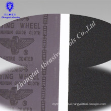 "Electro coated silicon carbide abrasive emery cloth 9""*11"""