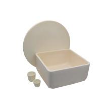 Refractory Alumina ceramic sagger Box Ceramic alumina ceramic sagger