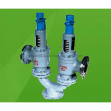 A38y Double Port Twin Spring High Lift Safety Valve