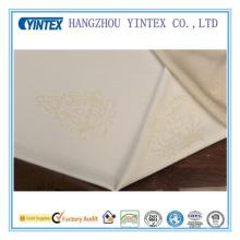 Tela barata del colchón del telar jacquar para el lecho