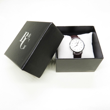 Fancy Paper Watch Geschenkboxen