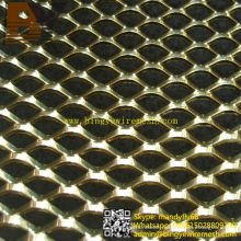 Architectural Screens Aluminum Expanded Metal Sheet