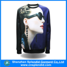 Custom Hoodies Men Fashion 3D Digital Print Sweatshirts