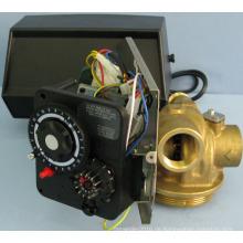 Fleck 2850 für Weichspüler, Automatische Zeitregelung für Wasserenthärter