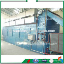 SBJ series food belt dryer