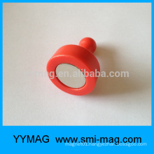 Hot sale paper magnets pins for paper