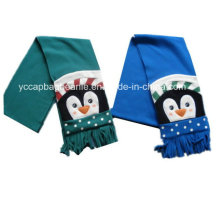 Soft Polar Fleece Children Scarf
