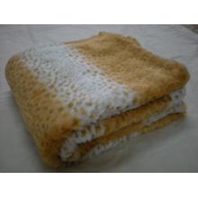 Printing Faux Fur Blanket (HF2016)
