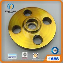 ASME B16.5 кованые углеродистой стали Socket сварки Sw фланец с TUV (KT0231)
