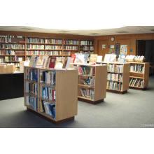 Bibliothèque pour bibliothèque en bois