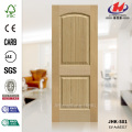 CARB Certificate HDF Veneer EV-Ash Lamilated Door Panel