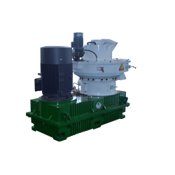 New Design Wood Pellet Making Machine For 1.2-1.5 Tons Per Hour