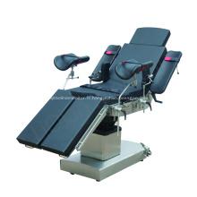 Table d'opération chirurgicale électrique d'équipement médical