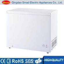 Высокое качество горизонтального морозильника 255L в Китае