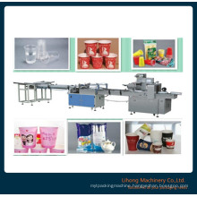 Automatic Counting Paper Cup Packaging Machinery