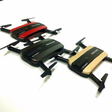 JXD 523 Selfie Drone Foldable Mini drone with Wifi FPV 720P HD Camera Altitude Hold&Headless Mode RC Drone VS JJRC H37