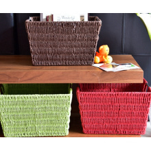 (BC-RB1002) Good-Looking Paper Rope Basket