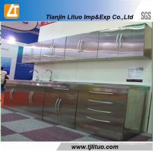Тяньцзинь Lituo стоматологический кабинет из нержавеющей стали для продажи