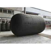 Defensa de goma neumática Defensa de Yokohama ISO 17357