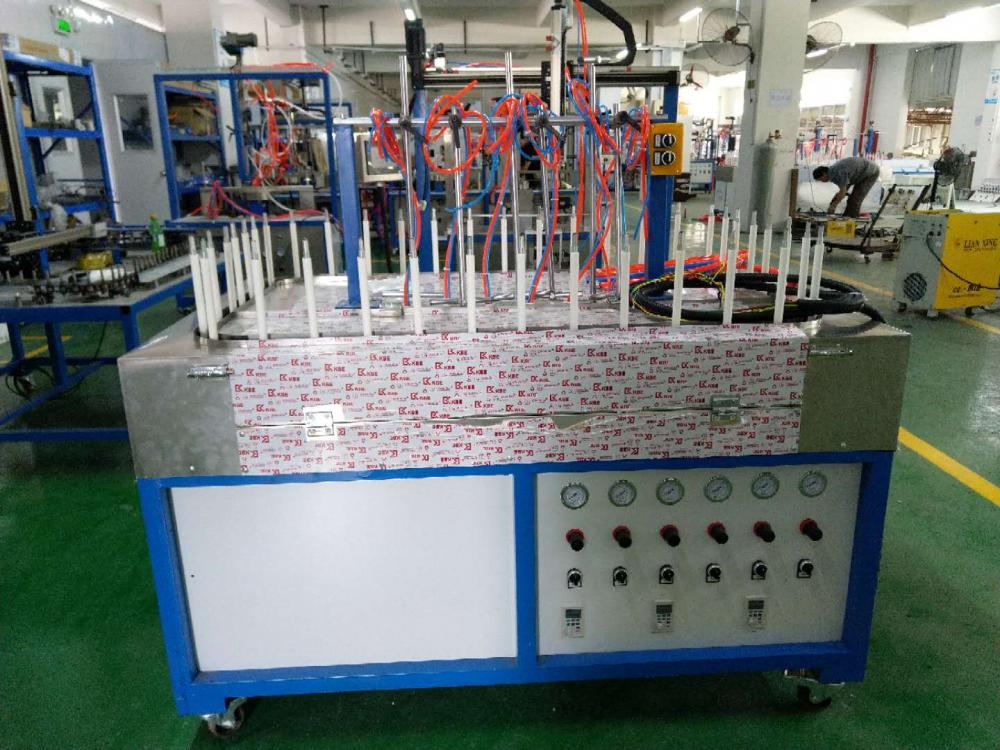 automatic spray coating Machine