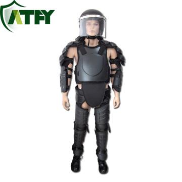 Défense Police Corps Protecteur Anti Émeute Costume Haute Quantité Émeute Militaire Émeute Émeute Corps Complet Vêtement De Protection