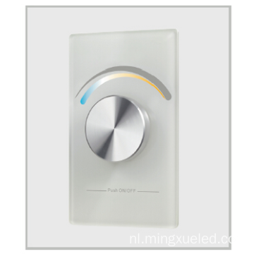 Wandmontage RF Touch Dimmer Single Color Controller