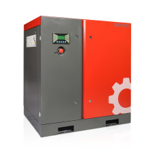 CAC100A high cooling efficiency 75kw 100hp rotary screw air compressor