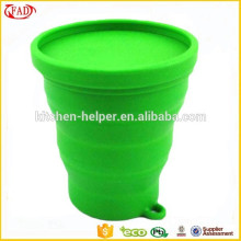 Attractive Design Non Stick Silicone Tea Cup