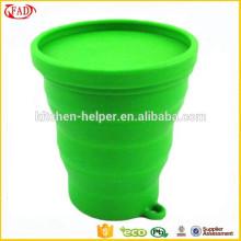 Новые продукты на China Market Non Stick Силиконовый кофе Кубок