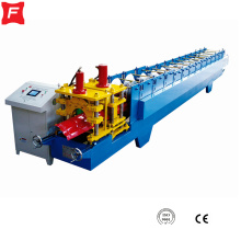 China Factories for Sheet Metal Roll Forming Machines Color Steel ridge tile equipment export to Comoros Manufacturers