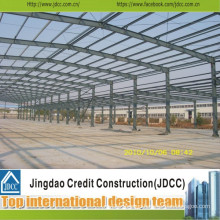 High Quality and Professional Pre-Fabricated Steel Structure Workshop