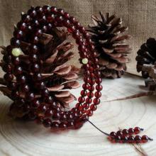 2015 Gets.com Bracelet en Ambre Naturel Ambré Baltique Baltique avec Ambré Baltique Jaune et Cordon en Nylon Rond, 3 Strands