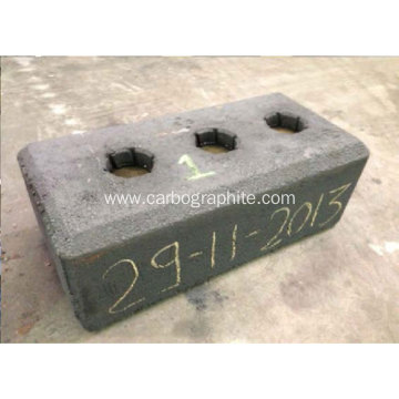 Supply Prebaked Anodes Carbon Blocks for Aluminium Smelters