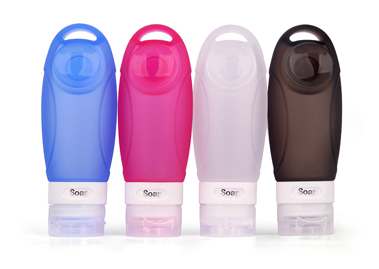 Silicone Bottle Set