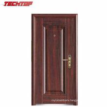 TPS-116 High Quality Modern Steel Wood Door with Split Handle
