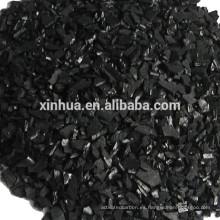 Carbón activado a base de carbón 90 ctc