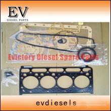 KUBOTA полный комплект прокладок V2203 V2203DI V2203T