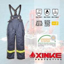 Fato de segurança para bombeiros