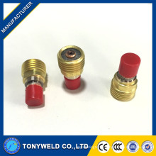 gas lens body 45V41/45V43/45V44 for WP9/WP20/WP25 tig torch