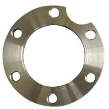 ASTM B16.5 carbon steel raised face slip on flange