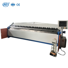 Máquina dobradora manual de tamanho médio WH-2.5x2050