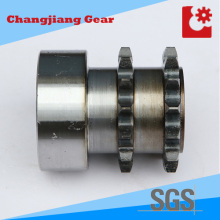 Industrial Chain Transmission Standard Stockl Double Nonstandard Sprocket